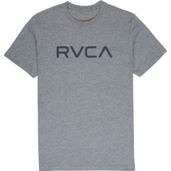T-SHIRT RVCA BIG ATHLETIC HEATHE