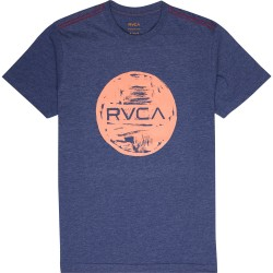 T-SHIRT RVCA MOTORS DARK DENIM